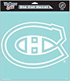 montreal canadiens auto decal - WinCraft NHL Montreal Canadiens WCR29627061 Perfect Cut Decals, 8