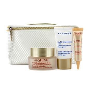 Clarins Super Skin Firmers 3-Piece Collection with Case