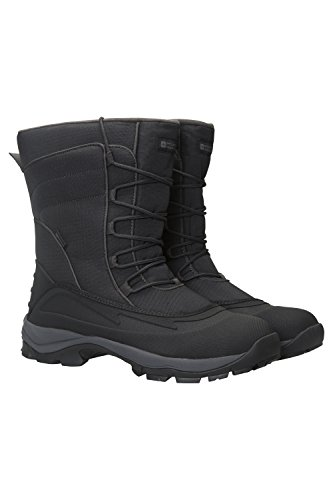 Boots Park Mountain Warehouse Warehouse Dark Mens Snow Mountain Grey wqqYZxURpz