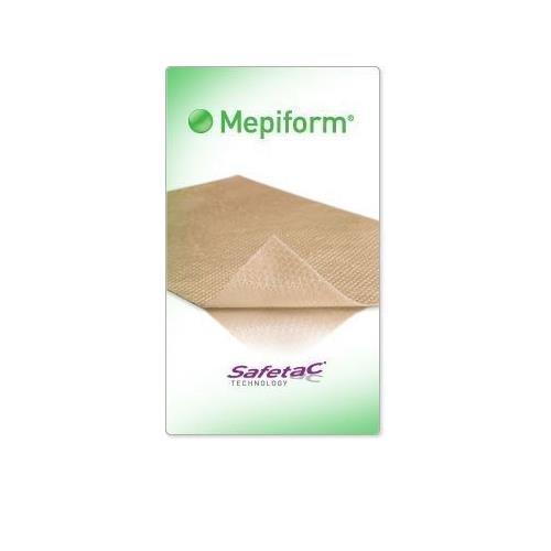 - Mepiform Silicone Scar Treatment, 1.6 x 12, ONE Sheet. by Molnlycke