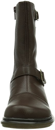 Martens Dr Broadway Brown Mujer Karin Brown Náuticos z01qrWT1B