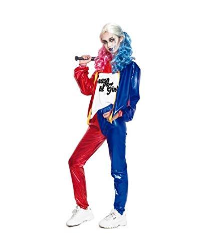 Disfraz Jokers Baby mujer adulto para Carnaval S