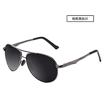 Herren-Sonnenbrillen Sonnenbrille Kröte,Black