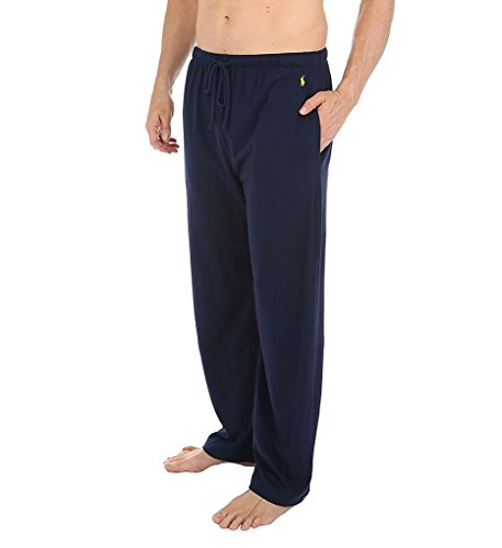 Polo Ralph Lauren Relaxed Fit 100% Cotton Sleep Pant (L163) L/Cruise Navy