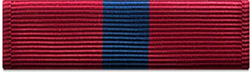 Slide-on Ribbon with Mounting bar: MARINE CORPS GOOD - Good Marine Corps Ribbon Conduct