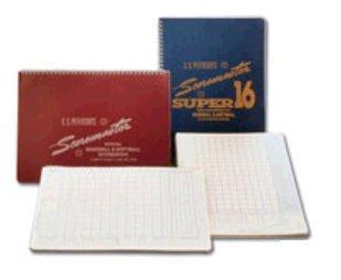 Peterson's Baseball Scoremaster Scorebook - Set of 12 by Gared