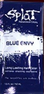 splat hair dye blue envy - 9