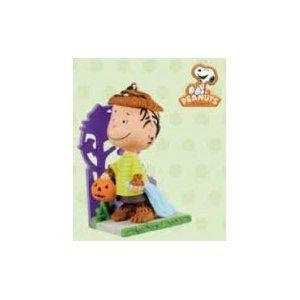 1 X A Howling Good Time 2011 Hallmark Halloween Ornament Linus Peanuts - QFO5219
