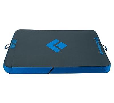 Black Diamond Drop Zone Crash Pad, 104 x 122 x 9cm, Ultra Blue