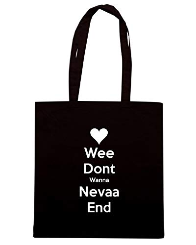 WEE Nera DONT Shopper Speed Borsa TKC1671 Shirt END WANNA NEVAA nfxWwCp6q