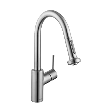 HANSGROHE HG Talis S 2 Prep Kitchen Faucet W 2 Spray Pull Down from Hansgrohe
