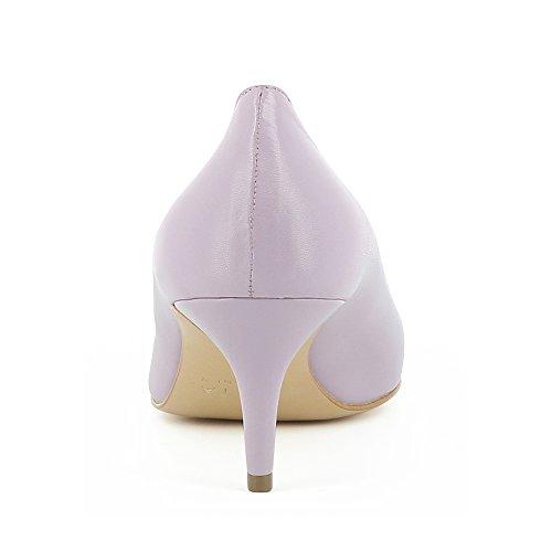 Shoes Evita Lilas Escarpins Lisse Femme Giulia Cuir vdqd6Z