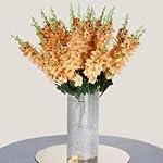 18-to-27-Peach-Delphinium-Stems-Filler-Silk-Wedding-Flowers-Bouquet-Centerpieces