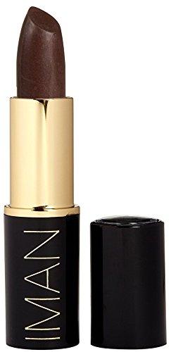 IMAN CosmeticsMoisturizing Lipstick, Brown, ()