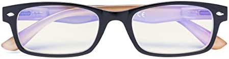 Anti Blue Light Computer Reading Glasses Reduce Eyestrain Eyeglasses Men Women