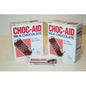 chocolate bandaids - 2