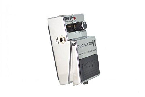 898182001201 - ISP Technologies Decimator II Noise Reduction Pedal - (New) carousel main 2
