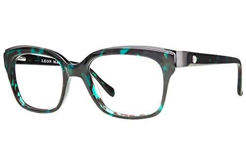 Leon Max LM 4003 Womens Eyeglass Frames - Emerald - Glasses Leon