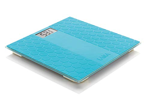 Amazon.com: Laica PS1070 Electronic Bathroom Scale, Blue: Health & Personal Care