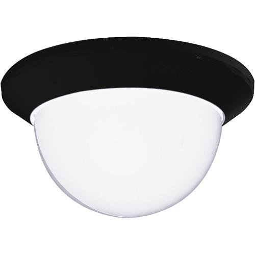 PELCO LD4B1 SPECTRA MINI LOWER DOME BLK CLEAR