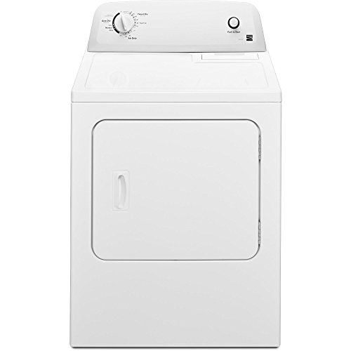 Price comparison product image Kenmore 02660222 60222 Electric Dryer,  includes delivery and hookup,  White