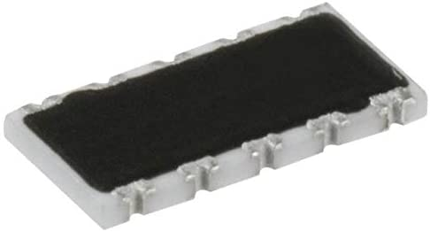 Pack of 100 EXB-A10P392J RES ARRAY 8 RES 3.9K OHM 2512