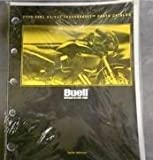 2000 2001 Buell S3 S3T THUNDERBOLT Parts Catalog Book Manual OEM