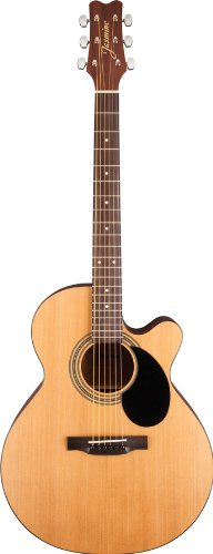 Jasmine S34C NEX Acoustic Guitar (Electric Guitar Acoustic)