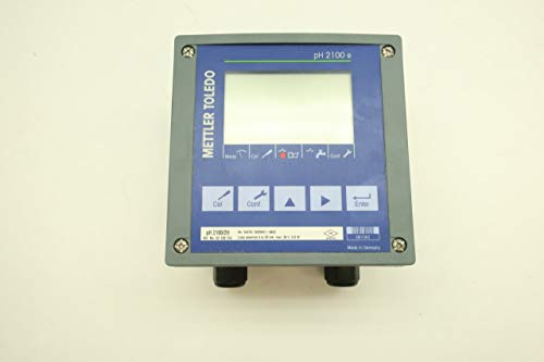 METTLER TOLEDO PH 2100/2H PH Transmitter D636008: Amazon.com: Industrial & Scientific