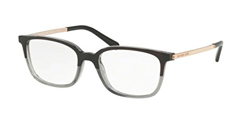 MICHAEL KORS Michael Kors Damen Brille »BLY MK4047«, schwarz, 3280 - schwarz