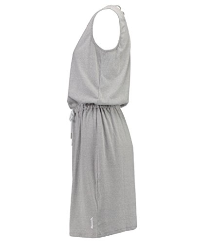 Marl Easy Dress Ma1026 Strap Damen Summer Grey Grau Bench Kleid q8PHxnIRn