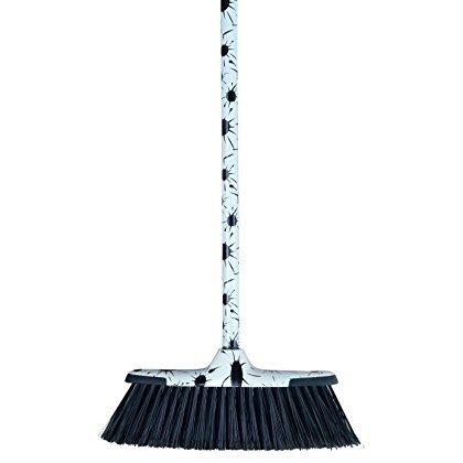 zebra broom and dustpan - 1