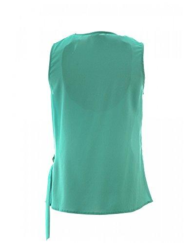 G.SEL - Camiseta sin mangas - para mujer