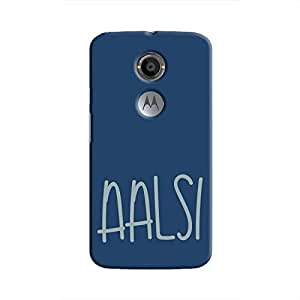Cover It Up - Aalsi Moto X2 Hard Case