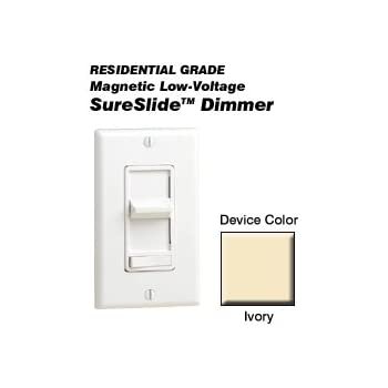 Leviton 6611 pi dimmer switch 450w magnetic low voltage decora leviton 6611 pi dimmer switch 450w magnetic low voltage decora sureslide ivory sciox Choice Image