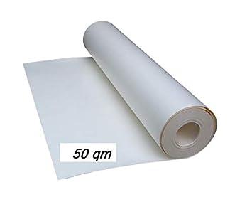 75 m/² 58 lfm//Rolle ca Milcht/ütenpapier Basic 1,30 m x ca
