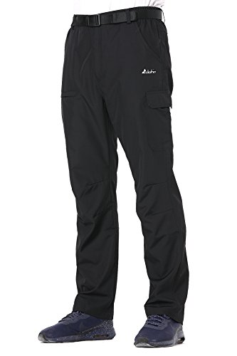Belted Cargo Pants - 5