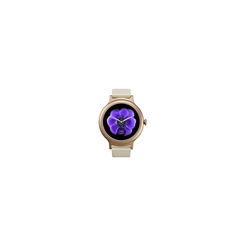 LG Electronics LGW270.AUSAPG LG Watch St