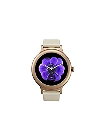 LG Electronics LGW270.AUSAPG LG Watch Style Smartwatch with Android Wear 2.0 - Rose Gold - US (Lg Sport Watch)