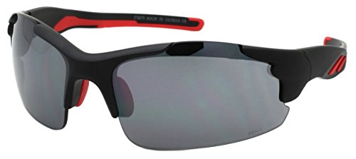 Edge I-Wear Safety Sunglasses with High Impact Standard (Z87 +) Shatter Resistant Lens - Impact Z87