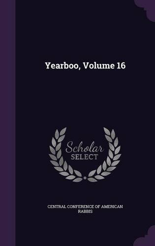 Yearboo, Volume 16 ebook