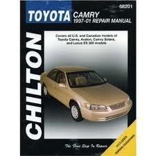 Toyota Camry (Chilton's 1997-2001 Repair Manual) Publisher: Haynes,Chilton; New title edition (2000 Camry Repair Manual)