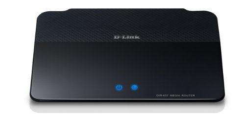 D-LINK Systems HD Media Router 1000 (DIR-657)
