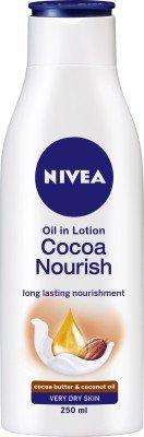 Price comparison product image Nivea Cocoa Nourish Body Lotion(200 ml)