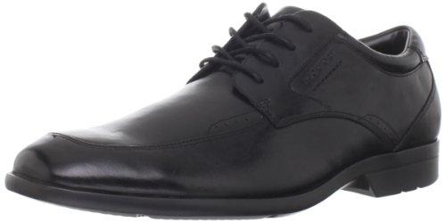 homme Rockport Moctoe ville Bl de Noir Chaussures qX0rXwx1