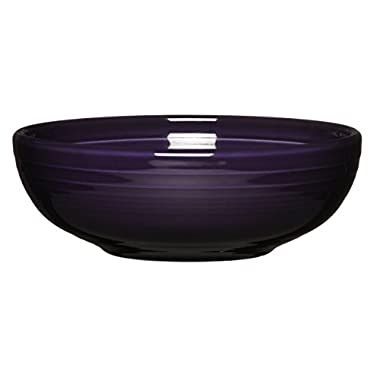 Fiesta 38 oz Bistro Serving Bowl, Medium, Plum