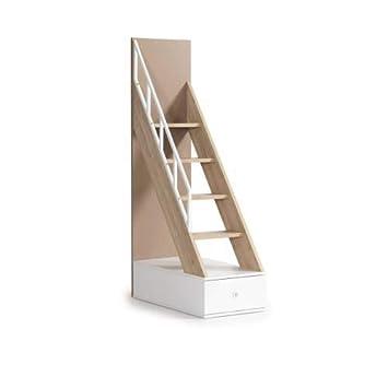 Kupa Alfa Escalier Pour Lit Mezzanine Amazon Fr Cuisine
