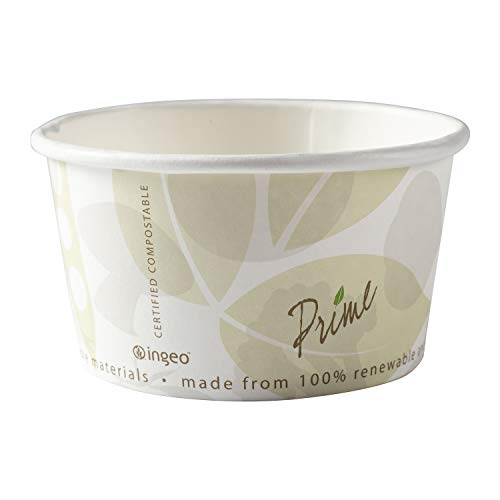 CiboWares 12 Oz Disposable Paper Food Containers, Made from Biodegradable Paperboard, Case of 500 from CiboWares