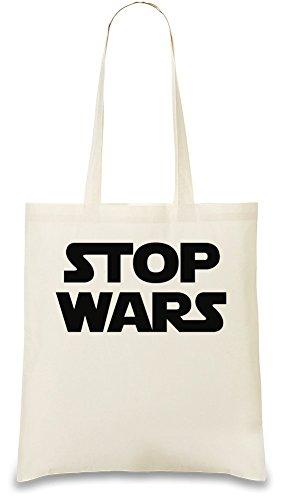 Stop Main De Personnalisé Sac Courses Wars Star Wars à Sac Imprimé Hw4HOfxqr