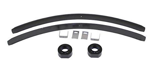 Rusty's Off-Road 1.75-inch Budget Boost Add-a-Leaf Suspension Lift Kit (XJ) ()
